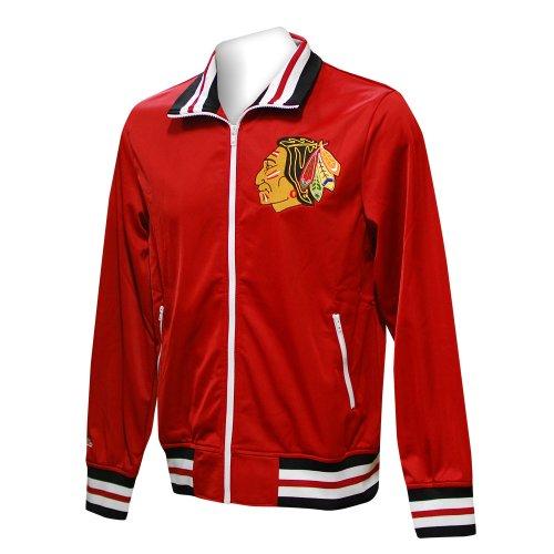 ICE HOCKEY CLOTHING MEN  Chicago Blackhawks Mitchell   Ness ... 665b63b59