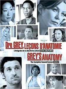 Dre Grey, Leçons d'Anatomie: Saison 2 - Grey's Anatomy: Season 2