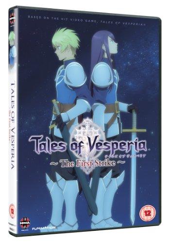 Tales Of Vesperia: The First Strike [Reino Unido] [DVD]