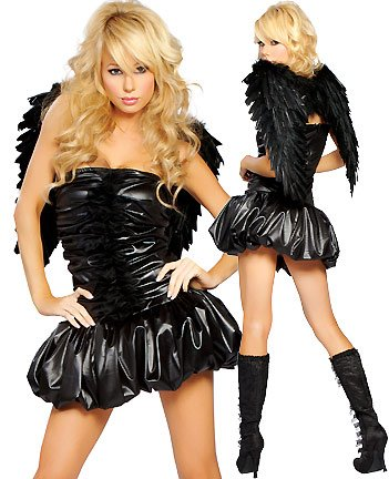 Naughty Angel - Womens Angel Sexy Halloween Costumes