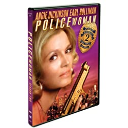 Police Woman: Complete Second Season