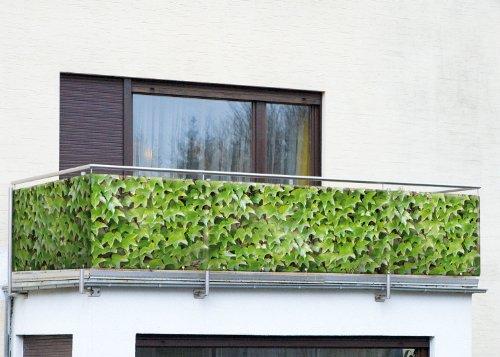 """Balkon-Sichtschutz WENKO """"Wilder Wein"""""""