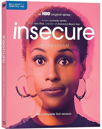 Blu-ray : Insecure: The Complete First Season (Ultraviolet Digital Copy, Eco Amaray Case)