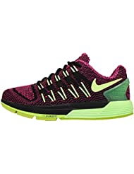 Nike Women's Wmns Air Zoom Odyssey, BLACK/WHITE-PINK POW-GHOST GREEN