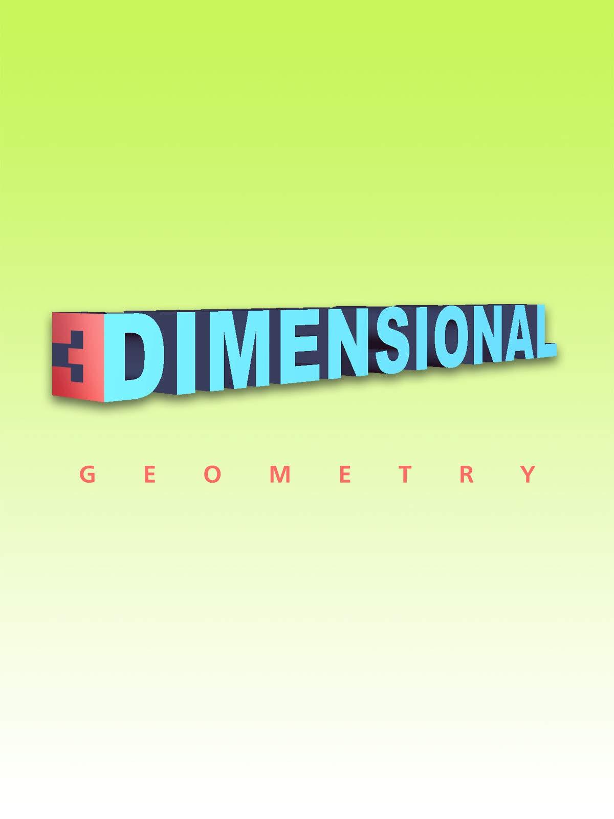 Three-Dimensional Geometry on Amazon Prime Video UK