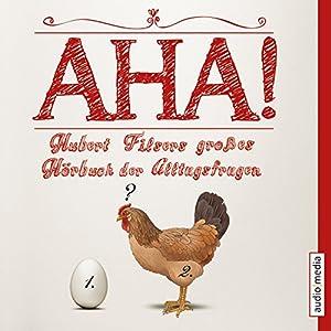 Aha! Hubert Filsers großes Hörbuch der Alltagsfragen Hörbuch