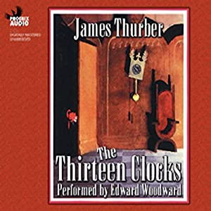 The Thirteen Clocks Audiobook