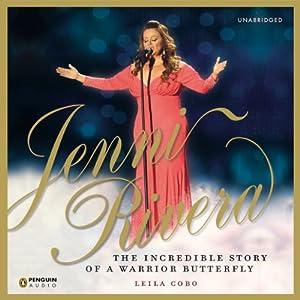 Jenni Rivera Audiobook