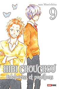 Hibi Chouchou - Edelweiss & Papillons Edition simple Tome 9
