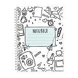CUPCAKES & KISSES Notizbuch
