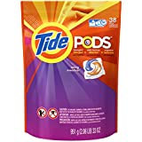 Tide Pods Spring Meadow Scent Laundry Detergent Pacs , 152 Count , Tide-d6s5