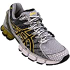 Men's Asics GEL-Kinsei 4 Running T139Q Yellow size 11