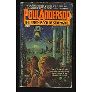 The Earth Book of Stormgate - Poul Anderson