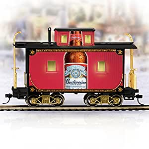 Amazon.com: Budweiser Holiday Express Train Accessory: The Classic