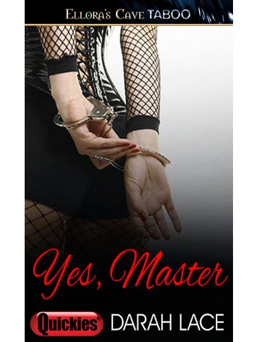 Yes, Master by Darah Lace