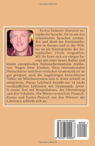 Eurêsa: Die Sprache der Europäischen Union