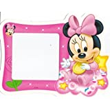 Minnie Mouse glow in the dark light switch cover surround - self-adhesive