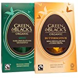 Green & Black's Twin Flavour Easter Eggs