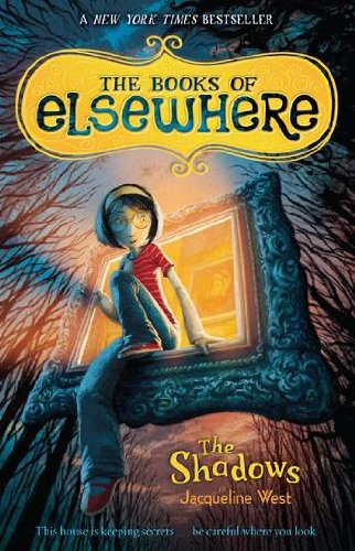 Cover of The Shadows (The Books of Elsewhere, Vol. 1)