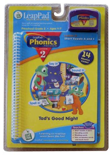 LeapPad Phonics Book 2 - 1