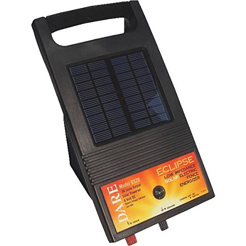 6V Solar Electric Fence Charger