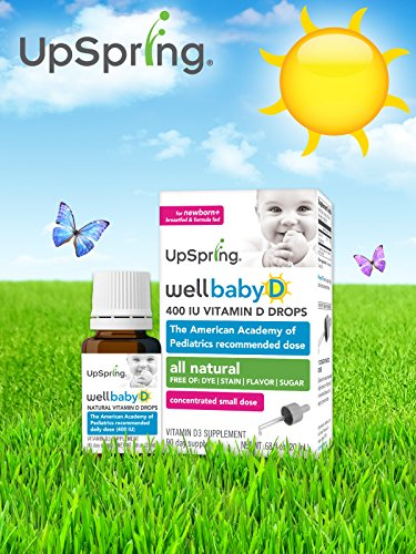 how to give baby vitamin drops