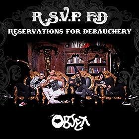 Reservation for Debauchery [Explicit]