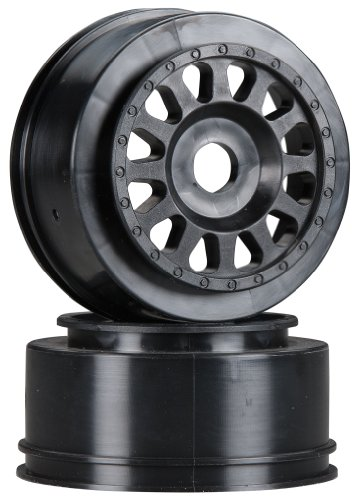 Associated Electronics 89578 SC8.2e Method Wheel, Black
