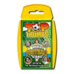 Top Trumps - World Football Stars 201...