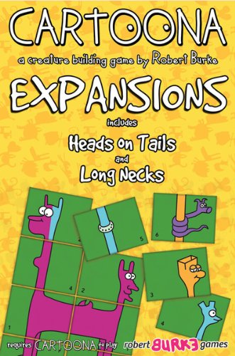 Cartoona: Expansions - Heads on Tails - Long Necks