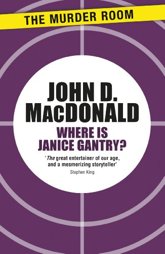 Where Is Janice Gantry?