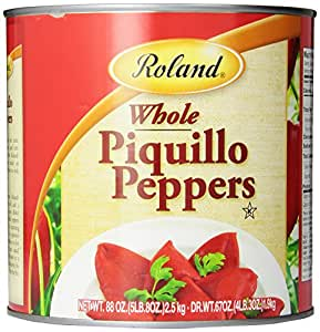 Jarred Piquillo Peppers Whole Foods