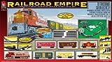 Life Like Railroad Empire HO Scale Train Set