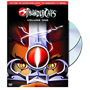 Thundercats Season on Thundercats   Season One  Volume One