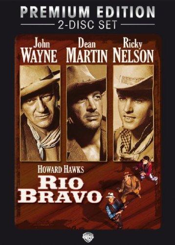 Rio Bravo (Premium Edition) [2 DVDs]