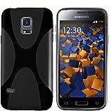 mumbi X-TPU Schutzhülle Samsung Galaxy S5 Mini Hülle
