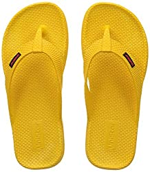 Unistar Unisex Canvas Flip-Flops and House Slippers