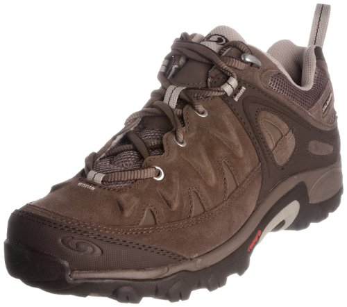 Salomon Women's Exit 2 Peak Burro/Shrew/Sand Hiking Shoe 112092 8 UK