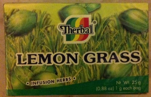 Therbal Tea Lemon Grass (Limon)