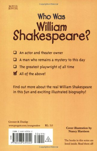 who was the real shakespeare