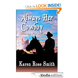 Always Her Cowboy (Search For Love)