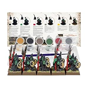 Games Workshop Battle for Skull Pass Paint Set
