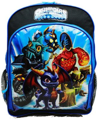 Skylanders 16 Large Backpack