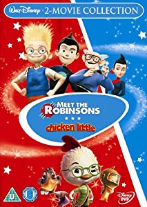 meet the robinsons dvd uk free