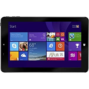 HP Stream 8 Tablet 32GB Windows 8.1(Certified Refurbished)