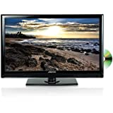 Axess 24-Inch 1080p Digital LED Full HDTV, Includes AC/DC TV, DVD Player, HDMI/SD/USB Inputs, TVD1801-24