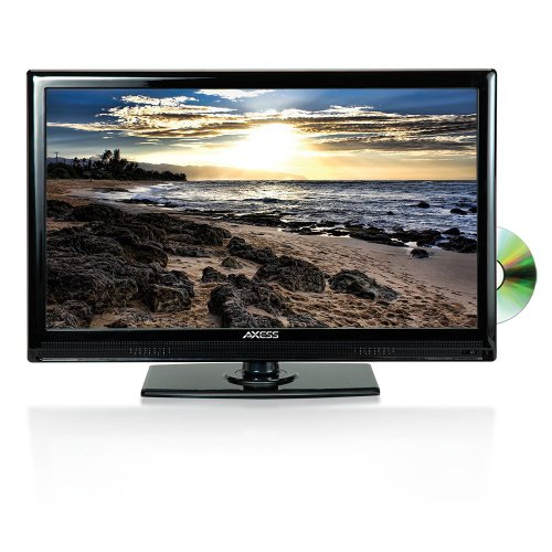 Sale!! Axess 24-Inch 1080p Digital LED Full HDTV, Includes AC/DC TV, DVD Player, HDMI/SD/USB Inputs,...