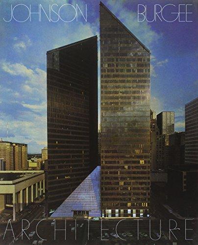 Johnson/Burgee: Architecture