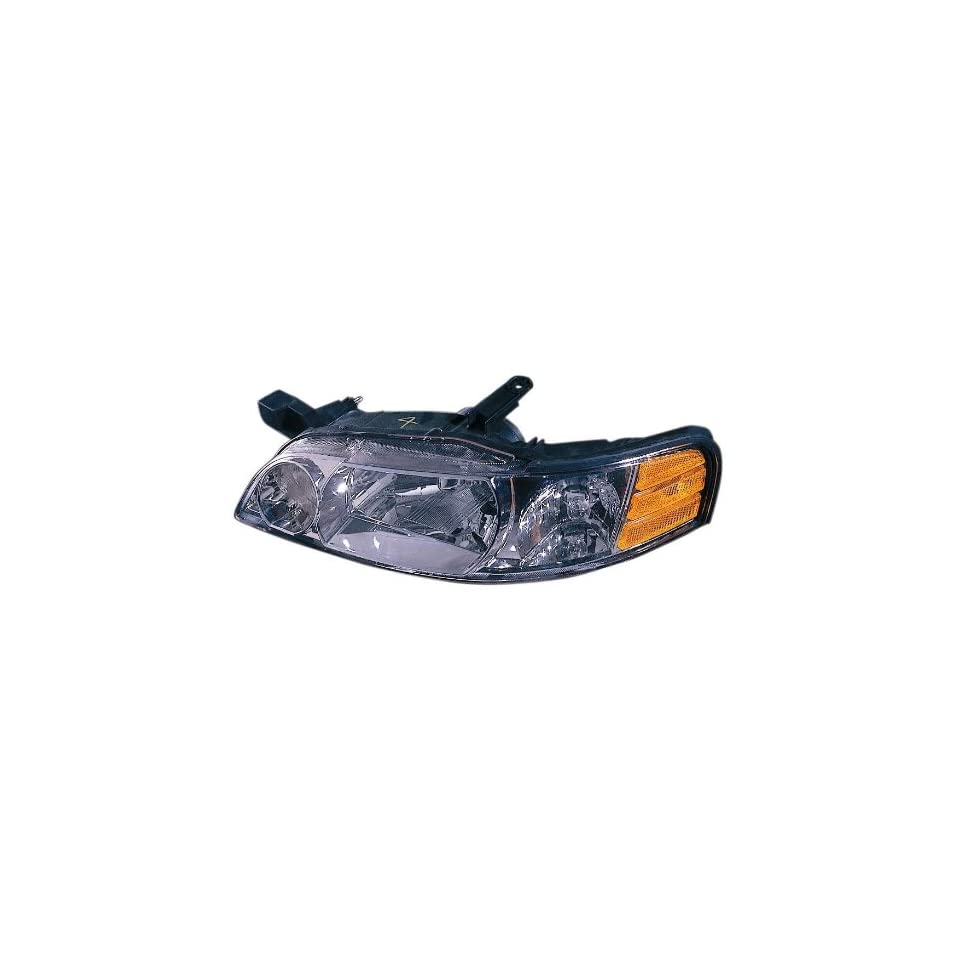 Depo 315 1138L AS Nissan Altima Driver Side Replacement Headlight Assembly