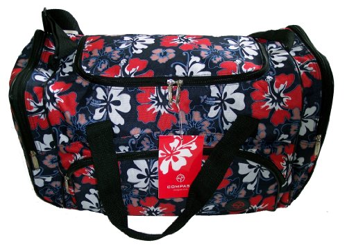 Ladies Red Flower Maternity Bag